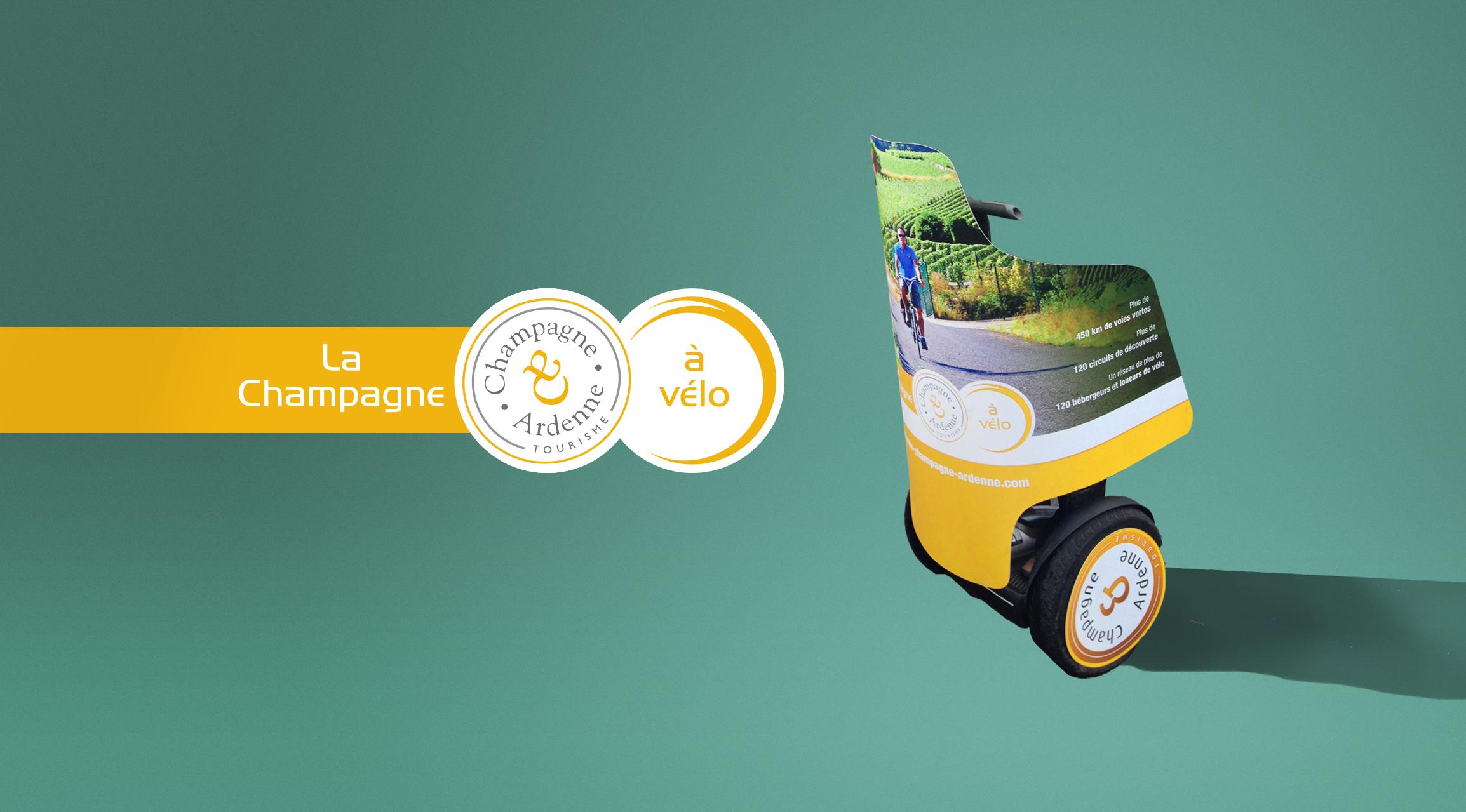 Segway réalisé par l'agence de communication 360° Talacom